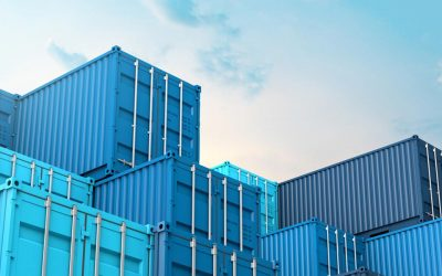 A Quick History of the Shipping Container