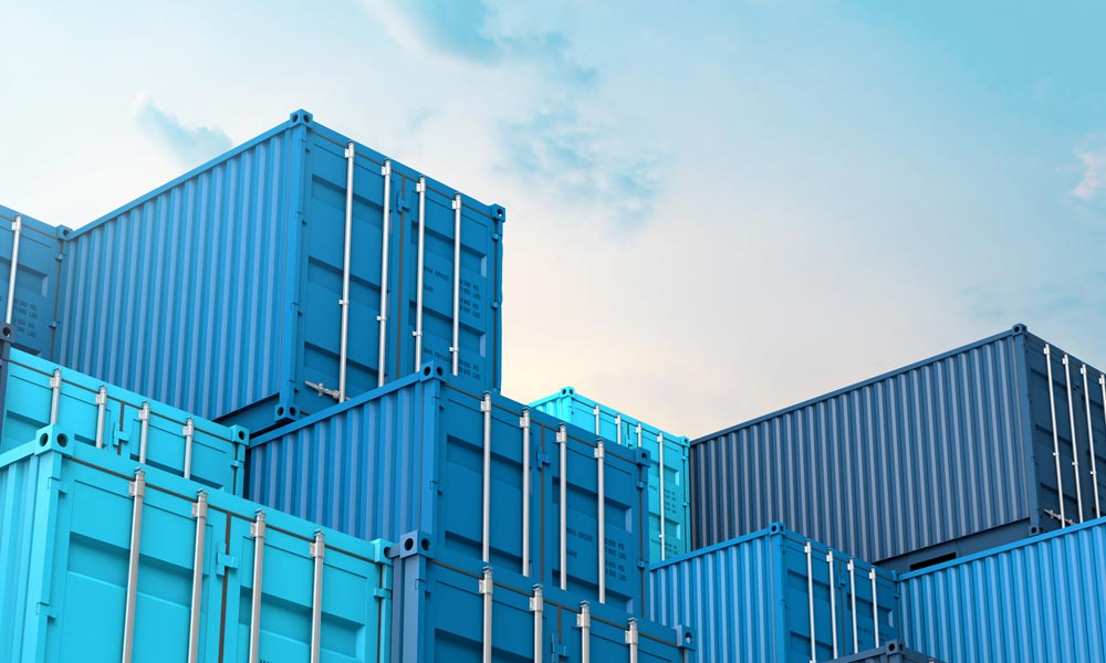 UK Freight Forwarder A Quick History of the Shipping Container Blog Image