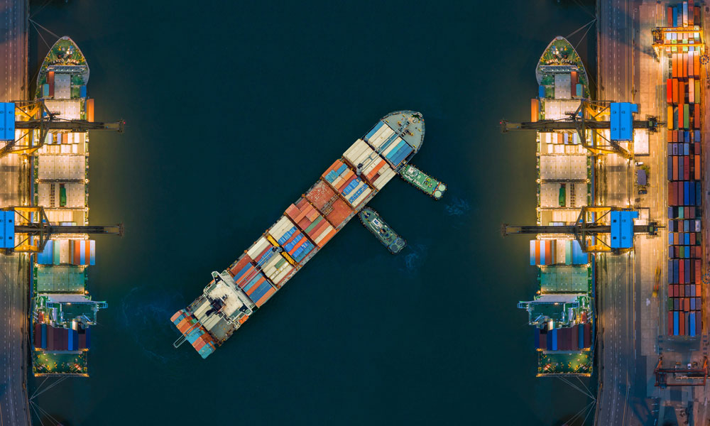 Global Delivery What Is International Logistics Blog Image