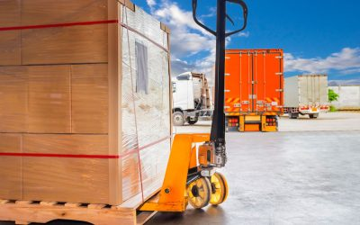 What is Palletising in Logistics?
